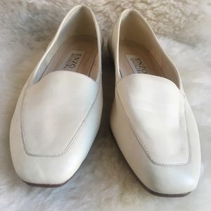 Enzo Anglioni leather loafers